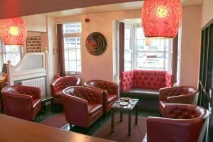 Island Bar area 2